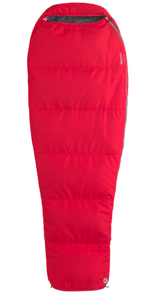 Marmot NanoWave 45 Sleeping Bag Regular Team Red